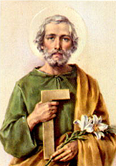 A picture of St. Joseph